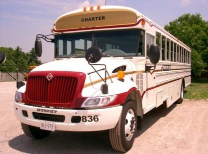 Murphy Bus Lines - Bus & Coach Rental & Charter
