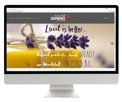 Jen Schier Design - Graphic Designers - 250-320-1679
