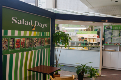 Salad Days - Restaurants - 647-436-9472
