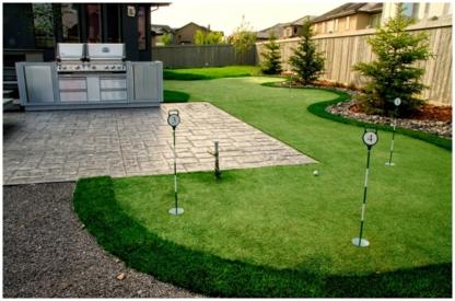 Park Landscaping Ltd - Landscape Contractors & Designers - 780-486-2744