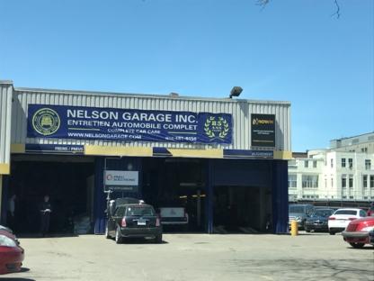 Nelson Garage Inc