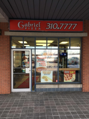 Gabriel Pizza - Restauration rapide - 613-748-3480