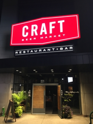 Craft Beer Market - Restaurants
