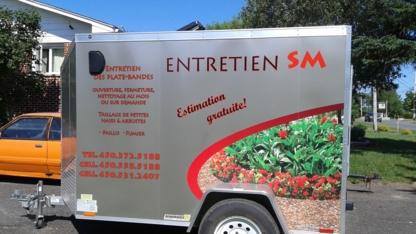 Voir le profil de Entretien SM - St-Valérien