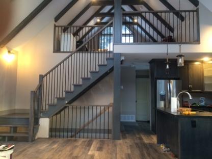A N T Carpentry Ltd - Home Improvements & Renovations - 250-306-4881
