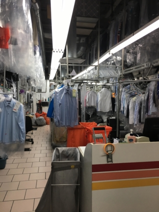 Nettoyeurs Chatel - Dry Cleaners - 514-768-2328