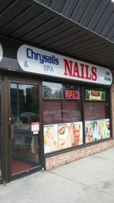 Chrysalis Nails & Spa - Nail Salons - 289-240-5440