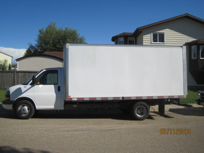 Halbro Moving & Delivery Inc - Moving Services & Storage Facilities - 403-896-1889
