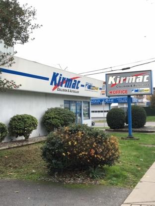 Kirmac Collision & AutoGlass - Auto Body Repair & Painting Shops - 604-431-5446