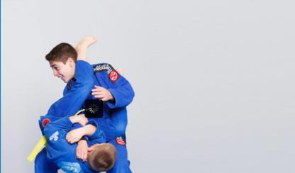 Brazilian Jiu-Jitsu Fight Club - Salles d'entraînement