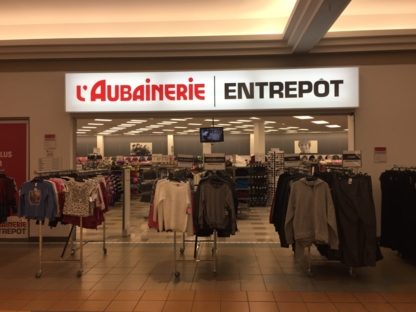 View Aubainerie Entrepôt's Laval-Ouest profile