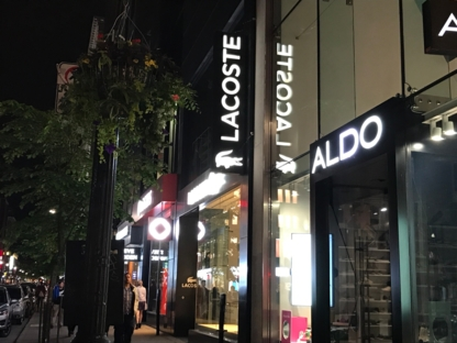 Lacoste - Clothing Stores - 514-985-1212