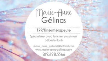 Massothérapie Marie-Anne Gélinas - Massothérapeutes - 819-698-5566