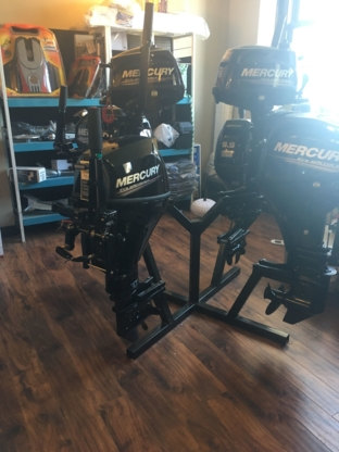 Johnson Outboard Motors in Fredericton NB | YellowPages ca™