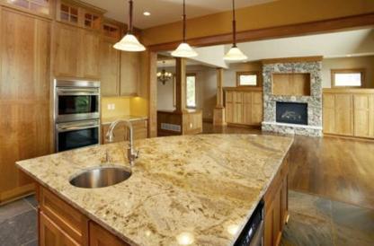 Stone Trends Marble & Granite 2013 Ltd - Counter Tops - 250-655-6260