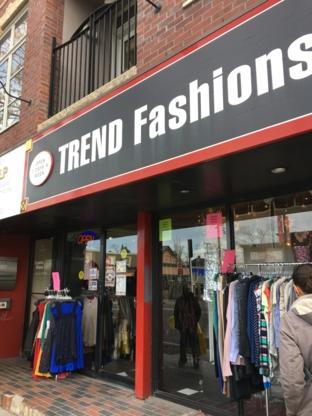 Trend Fashions Ltd - Boutiques de vente en consignation