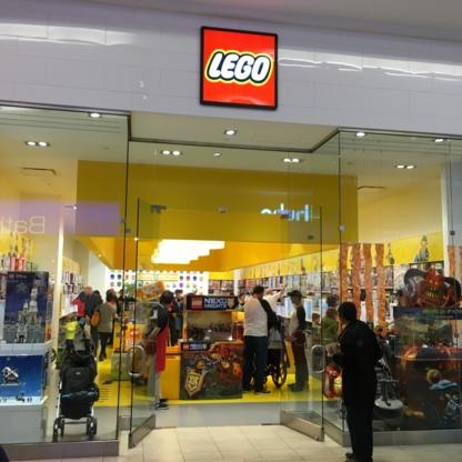 LEGO - Toy Stores