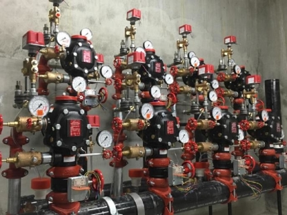 Glacier Fire Protection Ltd - Fire Protection Consultants