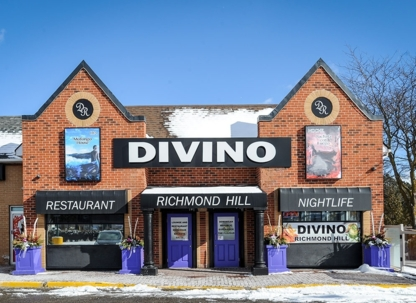 Divino Richmond Hill - Fine Dining Restaurants - 289-234-2268