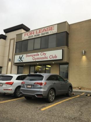 Stampede City Gymnastics Club - Centres de gymnastique
