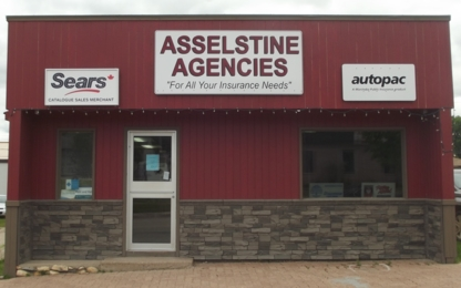 Asselstine Agencies - Travel Agencies - 204-842-5290