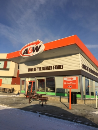 A&W - Fast Food Restaurants - 403-567-0763