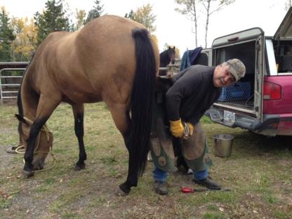 John Stella Horse Shoeing - Blacksmiths