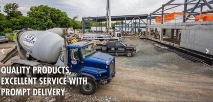 City Concrete - Concrete Products - 709-782-2222
