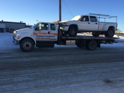 Deckers and Wreckers Towing and Recovery - Vehicle Towing