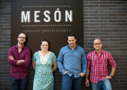 Mesón - Spanish Restaurants - 514-439-9089