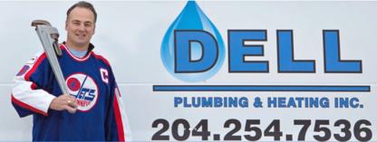 Dell Plumbing & Heating Inc - Plumbers & Plumbing Contractors - 204-254-7536