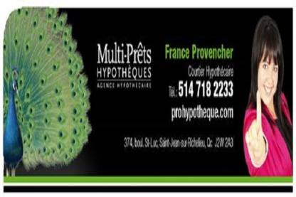France Provencher Multi-Prêts Hypothèques - Prêts hypothécaires - 514-718-2233