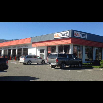 Kal Tire - Tire Retailers - 250-372-3302