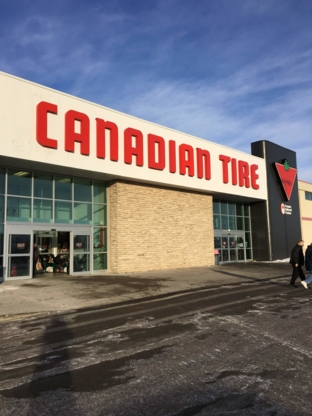 Canadian Tire - Tire Retailers - 403-948-3993