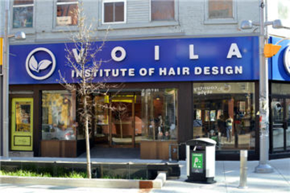 Voila Institute - Hairdressing & Beauty Courses & Schools - 519-743-8892