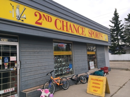 2nd Chance Sports Ltd - Sporting Goods Stores - 403-275-6400