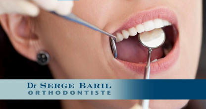 Serge Baril Orthodontiste - Dentistes - 418-653-5678