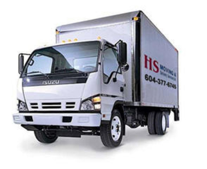 H S Moving Services - Moving Services & Storage Facilities - 604-875-9713