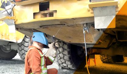 ACE Services Mécaniques - Réparation et réfection de machinerie - 819-856-1540