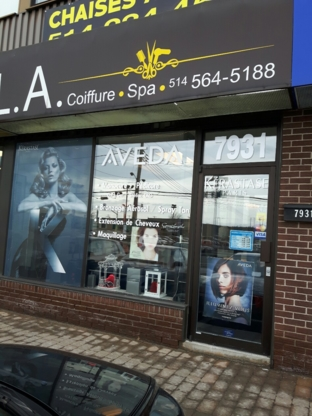 View L A Coiffure & Spa's Lachine profile
