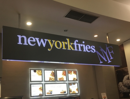New York Fries - Plats à emporter