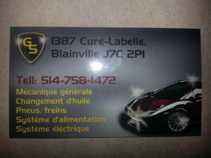 Gold Service Mécanique - Garages de réparation d'auto - 514-758-1472