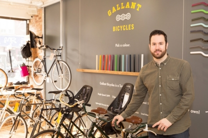 Gallant Bicycles - Boutiques de sacs à main - 416-572-2593