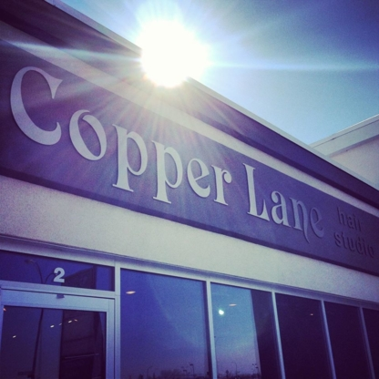 Copper Lane Hair Studio - Hairdressers & Beauty Salons - 403-346-6555