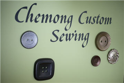 Chemong Custom Sewing - Curtains & Draperies