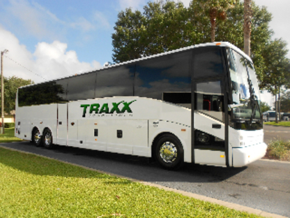 TRAXX Coachlines - Bus & Coach Rental & Charter
