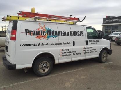 Prairie Mountain HVAC/R - Heating Contractors