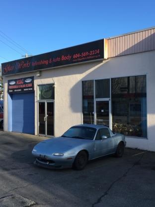 Glass Works Refinishing & Autobody Ltd - Automobiles de collection et voitures anciennes