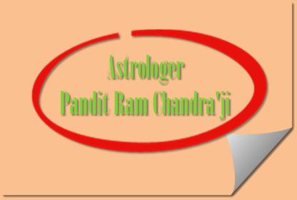 Astrologer & Psychic - Ramchandra'ji - Astrologers & Psychics