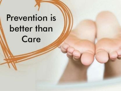 The Foot Nurse - Foot Care - 519-990-7308